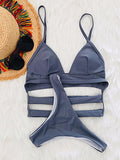 LaceShe Surprise Me High-waisted Bikini Set