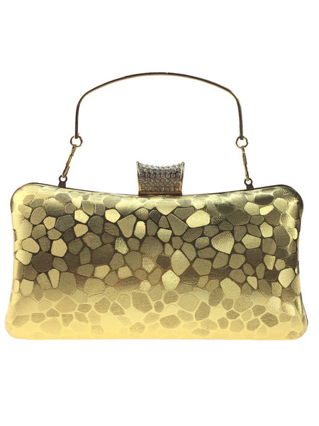 LaceShe Women's Plush Multiple Color Evening Bag