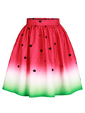 LaceShe Women's Cute Big Swing Skirts
