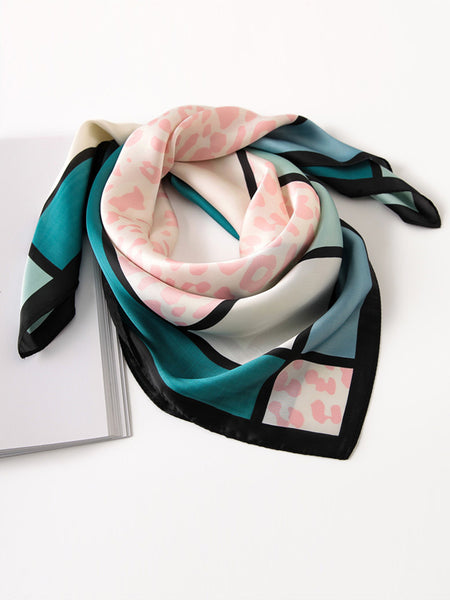 LaceShe Women's Simple High End Scarf