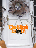 Laceshe Non-Woven Fabric Halloween Hanging Decoration