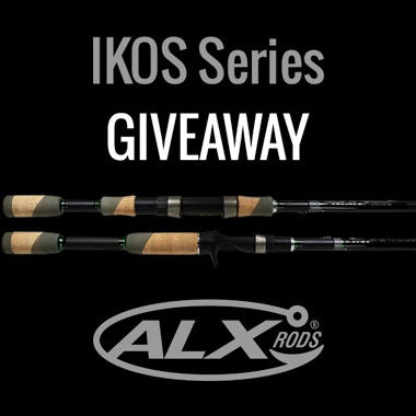 Win an ALX Rods IKOS Series Rod of Choice