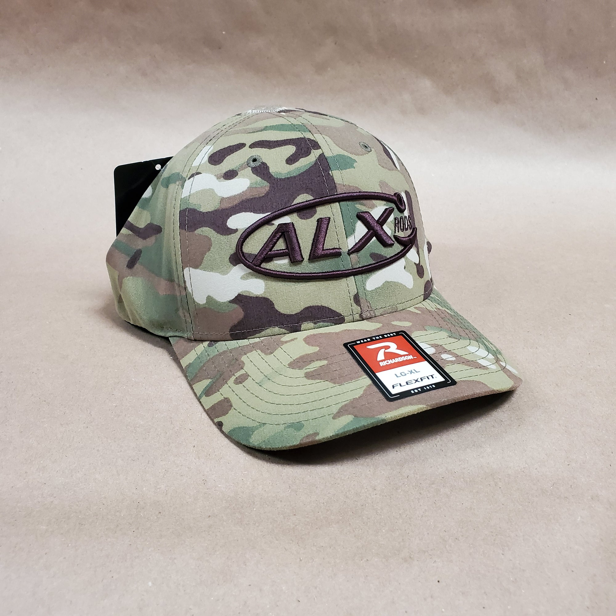 ALX FLEXFIT® MULTICAM® Richardson Hat