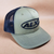 ALX Military Green/Black Trucker Richardson Hat