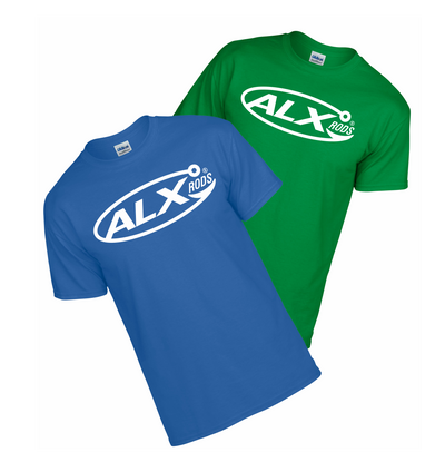 ALX Rods DryBlend® Logo Tee - Colors