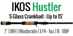 IKOS Hustler - 7', Medium Heavy, Moderate Casting