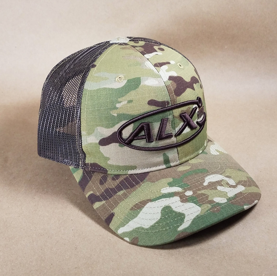 ALX MULTICAM® Trucker Richardson Hat