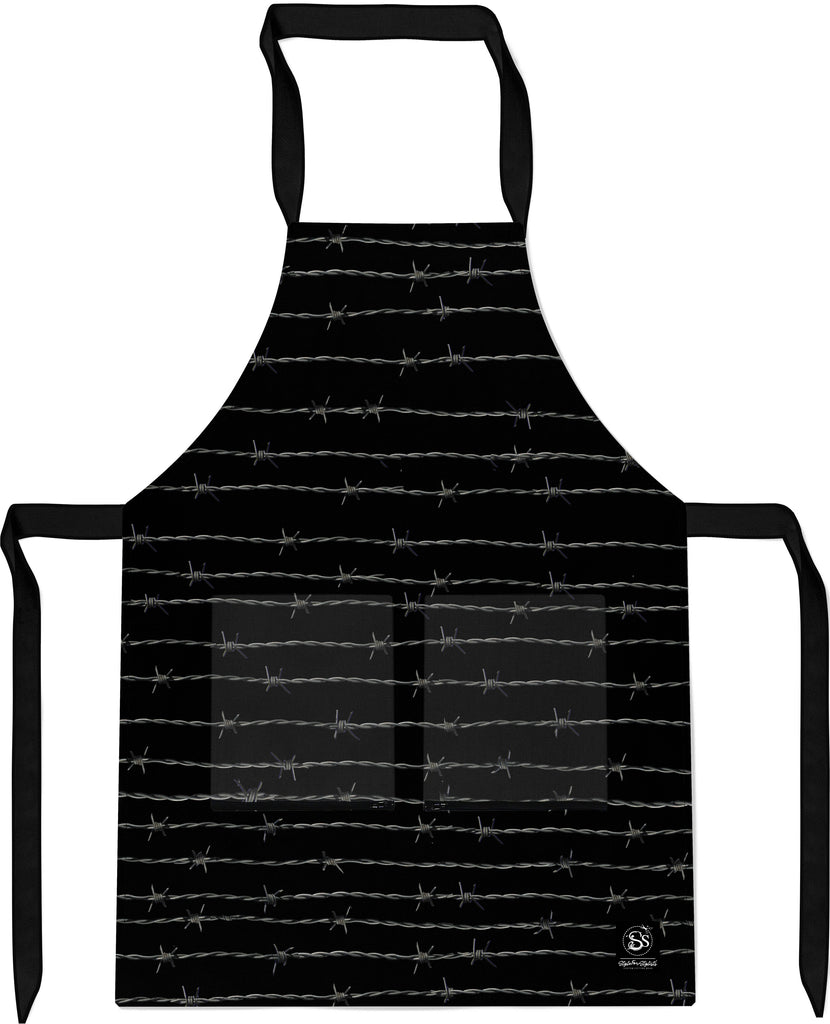 Barbed Wire - Apron