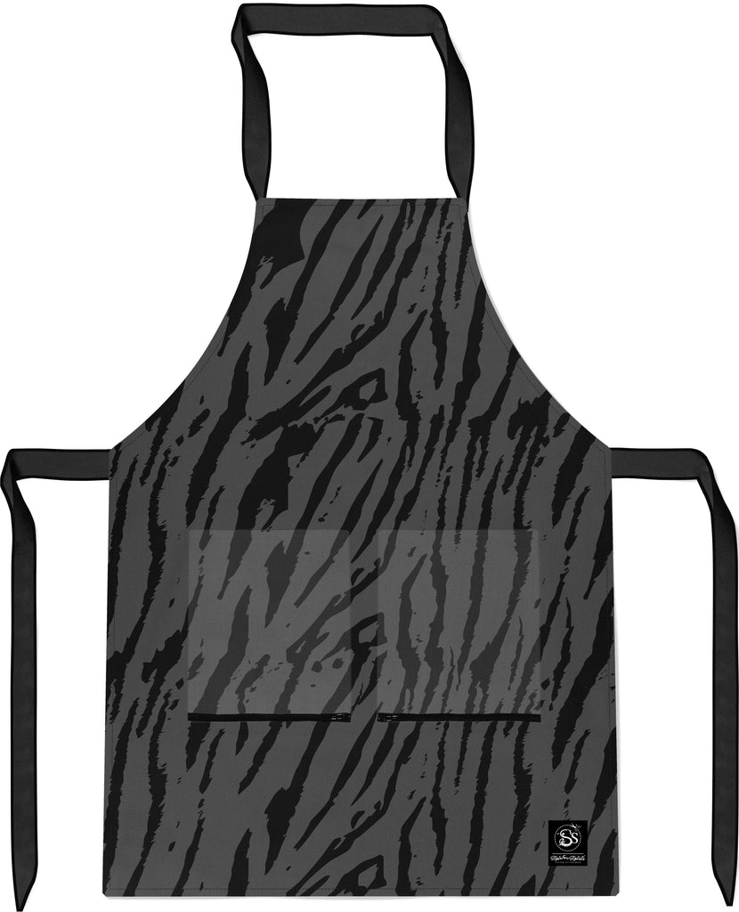 Tiger Strips - Apron