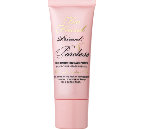 too faced primed and poreless skin primer | Best Makeup for Oily Skin