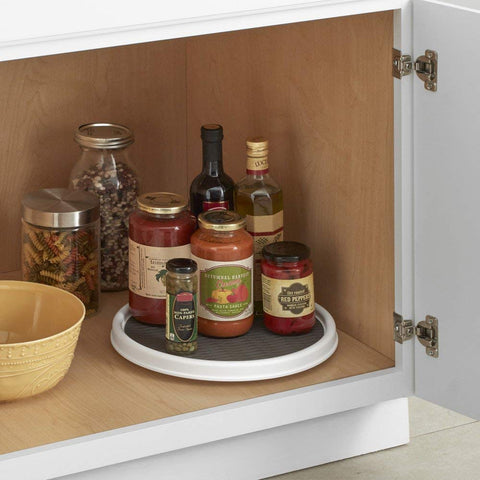 lazy susan for bathroom | Small Bathroom Organization Products