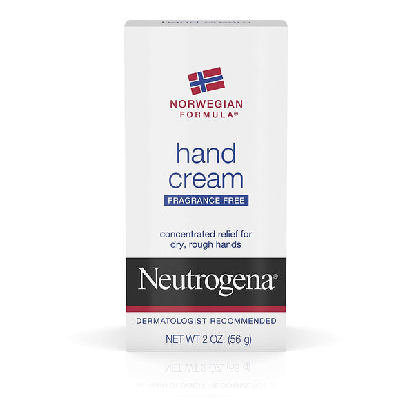 neutrogena's Norwegian hand cream | Get Dry Hands in the Winter? Same, Girl