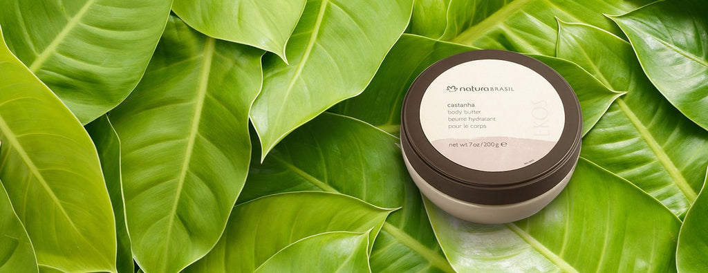 castanha body butter | Get Dry Hands in the Winter? Same, Girl