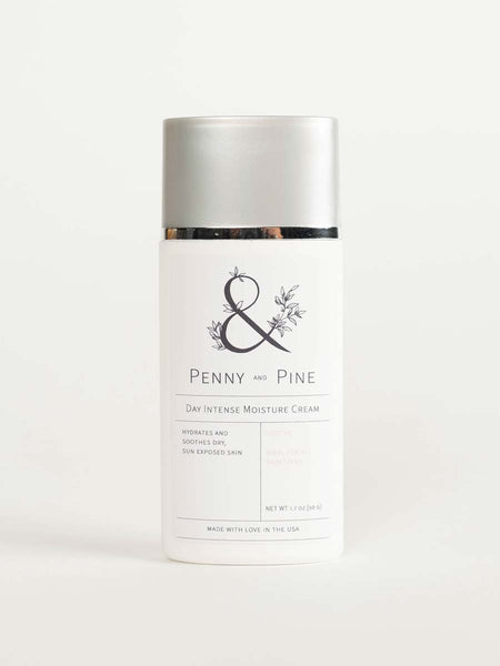 Penny and Pine Day Intense Moisture Cream | Why You Should Wear Sunscreen Under Your Makeup