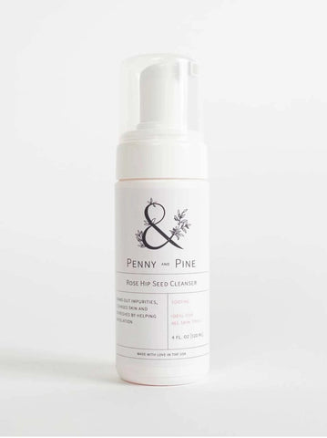Rose Hip Seed Cleanser - Penny & Pine