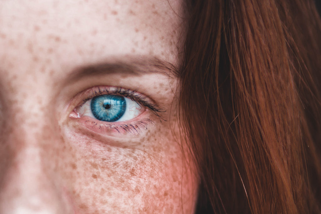 girl's eye | Your Ultimate Guide to Hyaluronic Acid for Skin