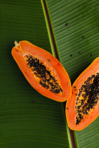 two papaya | The Ultimate Guide on How to Exfoliate