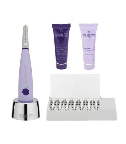Michael todd dermaplaning and exfoliation system | The Best Skincare Tools