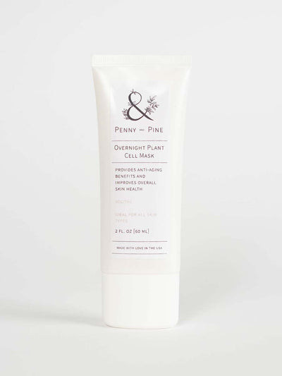 Overnight Plant Cell Mask | Anti-Aging Treatment | Penny & Pine