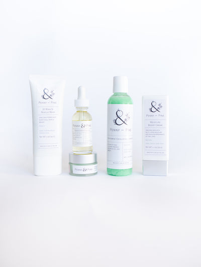 Everyday Essentials Skincare Kit | Penny & Pine