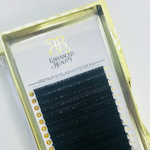 MIXED Length Eyelash Extension Trays