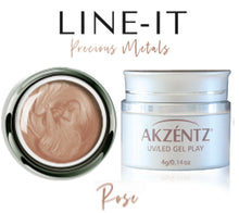 Line-it Gel Play ROSE