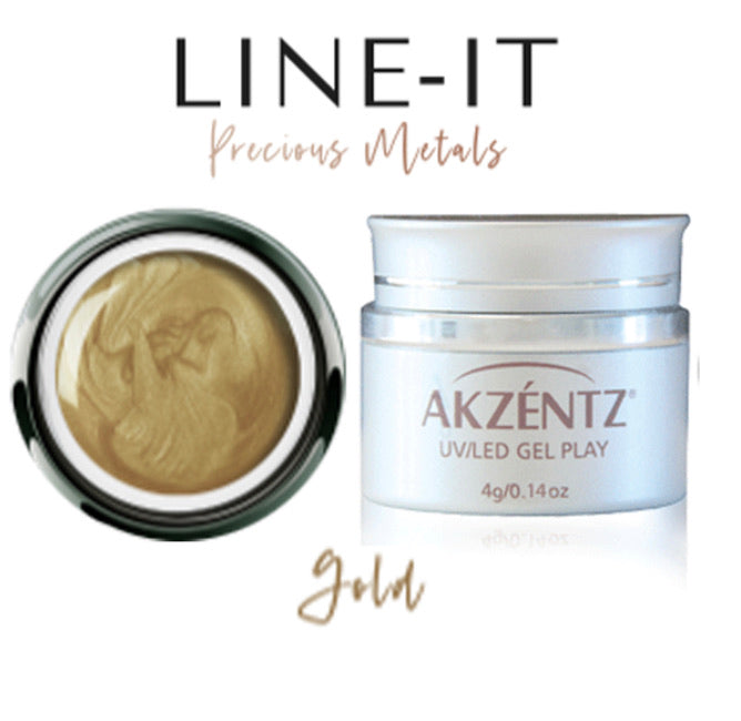 Line-it Gel Play GOLD