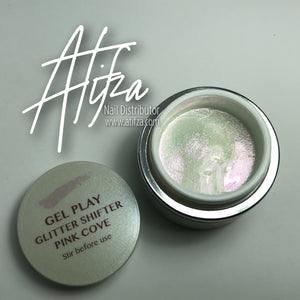 GEL PLAY Glitter Shifter Pink cove