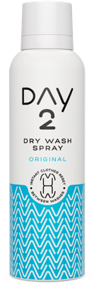Day2 Dry Wash Spray - Original (200ml)