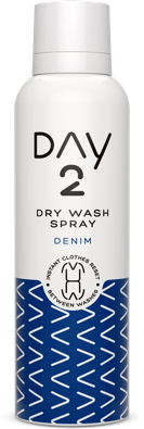 Day2 Dry Wash Spray - Denim (200ml)