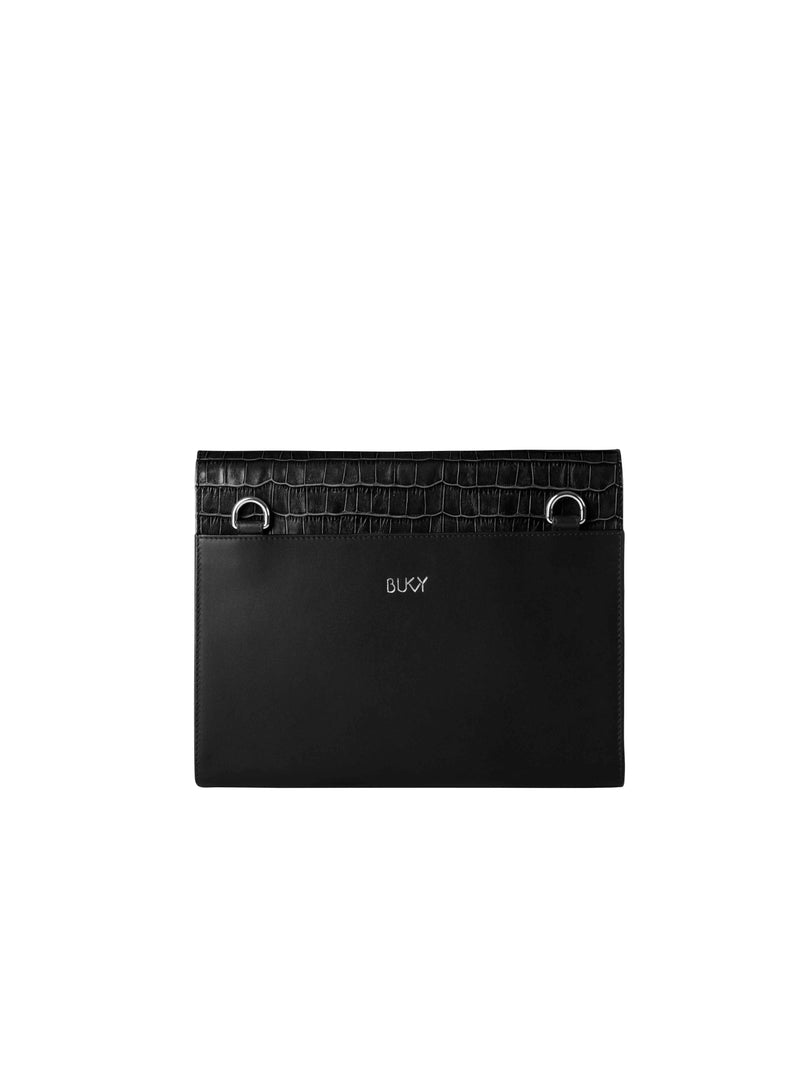 Kahlo Maxi Wallet - Black