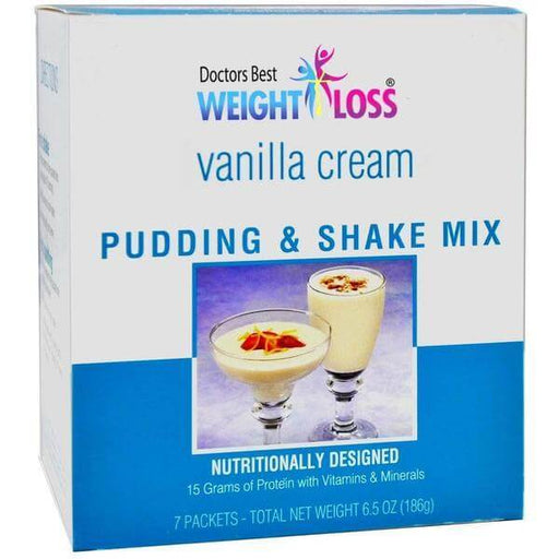 Vanilla Cream Pudding & Shake Mix