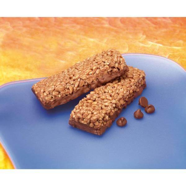 Crispy Fudge & Graham Nutrition Protein Bar