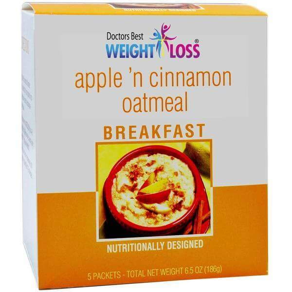 Apple 'N Cinnamon Oatmeal