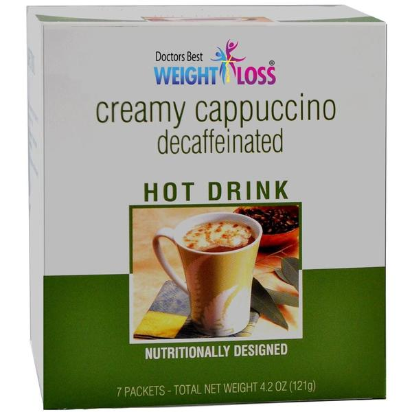 Creamy Cappuccino Drink - Decaffeinated