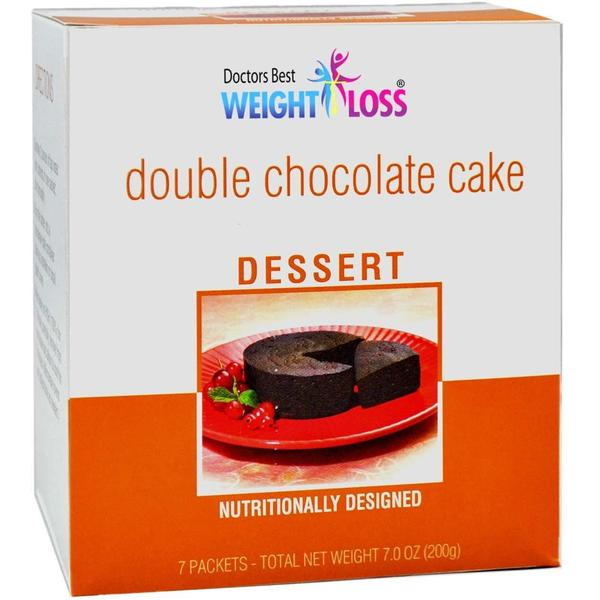 Double Chocolate Diet Cake