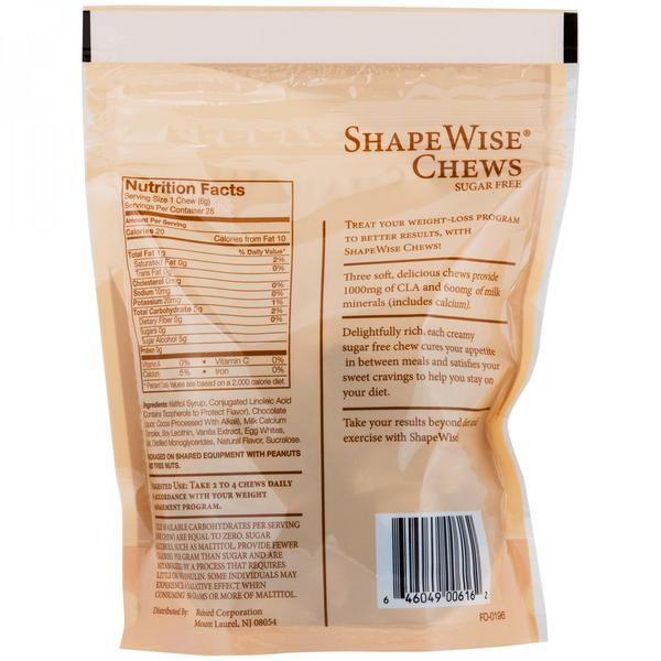 ShapeWise Chews (Chocolate)