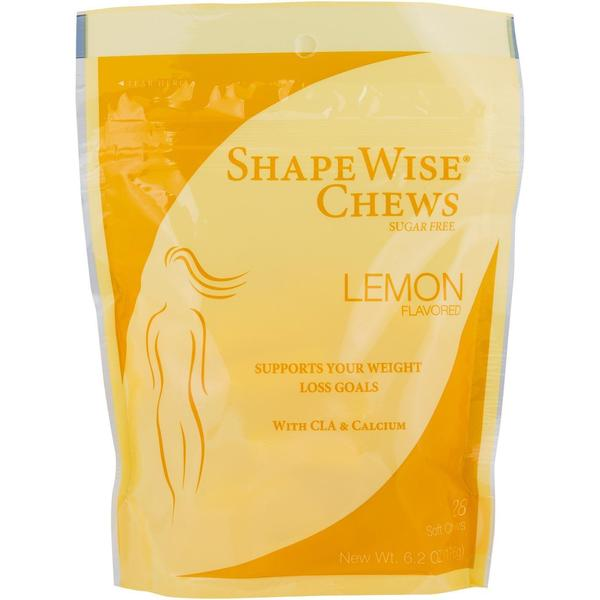 ShapeWise Chews (Lemon)