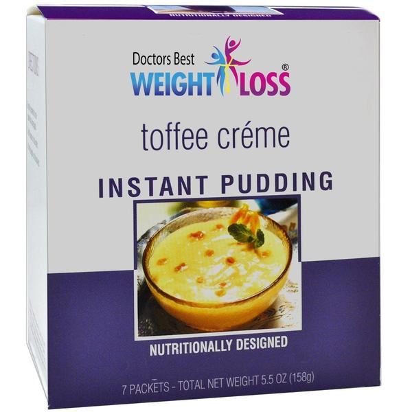 Toffee Creme Pudding