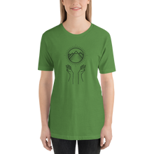 Load image into Gallery viewer, Hold The Mountain Unisex T-Shirt - Mountain Wanderlust