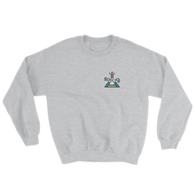 Load image into Gallery viewer, The Mountains Are Calling And I Must Go Sweatshirt - Mountain Wanderlust