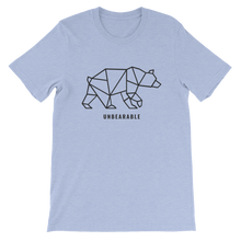 Load image into Gallery viewer, Unbearable Unisex T-Shirt - Mountain Wanderlust