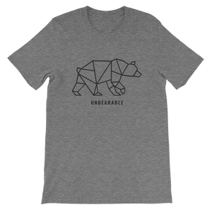 Unbearable Unisex T-Shirt - Mountain Wanderlust