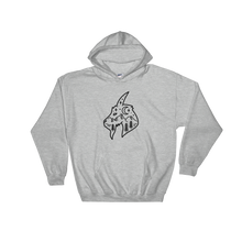 Load image into Gallery viewer, Mountain Goat Hooded Sweatshirt