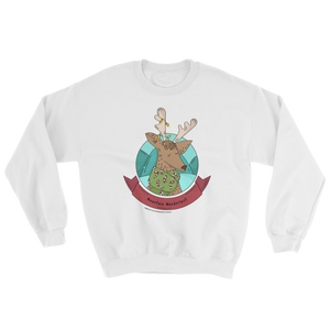 Mountain Wanderlust Christmas Sweatshirt