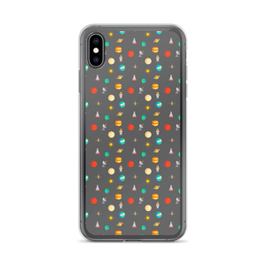 Lost In Space iPhone Case - Mountain Wanderlust