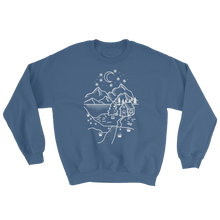 Load image into Gallery viewer, Home Is Where The Heart Is Sweatshirt - Mountain Wanderlust