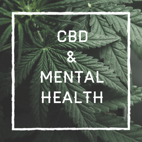 CBD for Mental Health