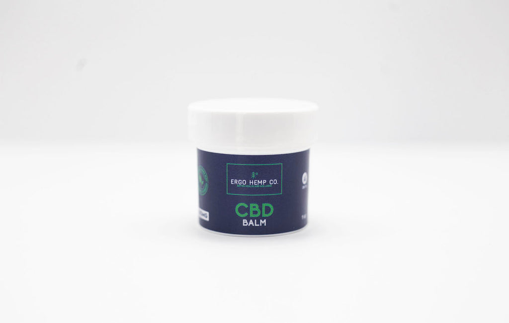 The Lowdown on CBD Balm