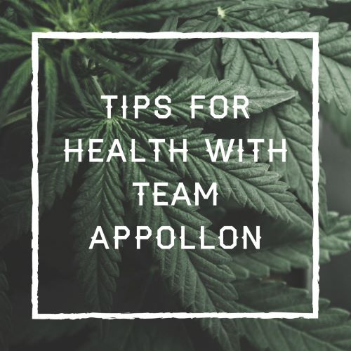 Health Tips from Team Appollon